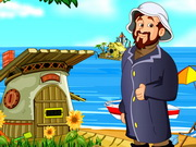Play Fisherman Hut Escape Game