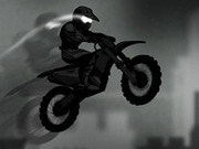 Play Spooky Motocross Game
