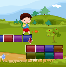 Play Tricky Colour Blocks Game