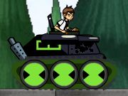 Play Ben 10 Tank Battle Game