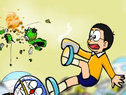 Play Doraemon And The Bad Dogs Game