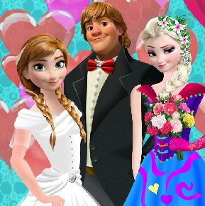 Play Elsa Bridesmaid Game