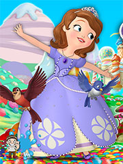 Play Sofia The First Candy Shooter Game