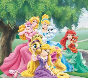 Play Disney Princess Castle Fun Game