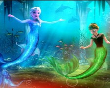 Play Mermaid Princesses Game