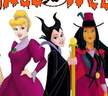 Play Princesses vs Villains Halloween Challenge Game
