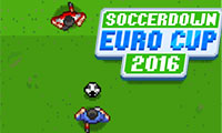 Play Soccerdown Euro Cup 2016 Game