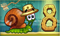 Play Snail Bob 8 Game