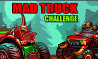 Play Mad Truck Challenge The Beginning Game