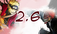 Play Bleach vs Naruto 2.6 Game