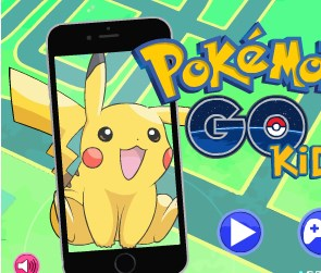 Play Pokemon Go Kids Game