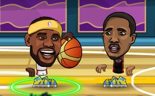 Play Basketball Legends Game