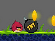Play Angrybirds Bomb Zombies Game