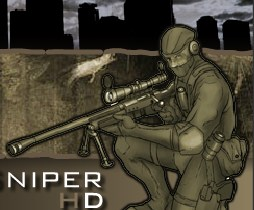 Play Urban Sniper HD Game